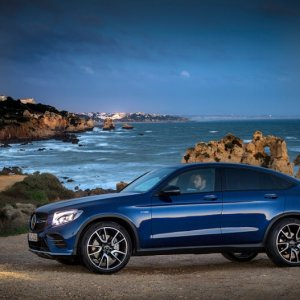2017 MERCEDES AMG GLC43 COUPE