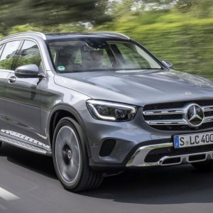 2020 Mercedes Benz GLC 300 1
