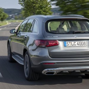 2020 Mercedes Benz GLC 300 2