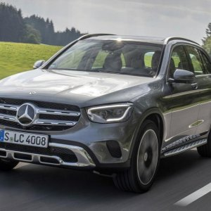2020 Mercedes Benz GLC 300 3