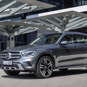 2020 Mercedes Benz GLC 300 5