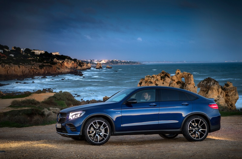 Mercedes-AMG GLC43 Coupe Test Driven - Mercedes GLC Forum