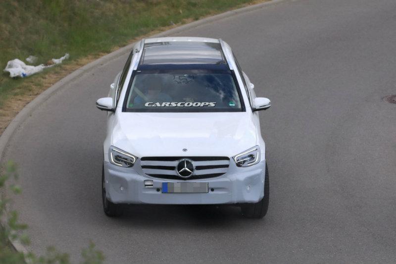 Mercedes-Benz GLC Subtly Updated For 2019 - Mercedes GLC Forum
